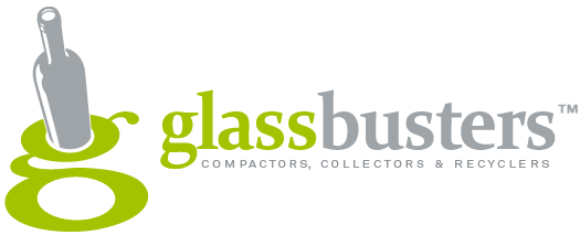 Glassbusters: Glass compaction, collection and recycling.